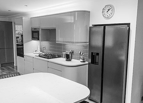 Kitchen Design and Kitchen Fitting Service by R.Doig